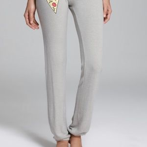 WILDFOX Pizza Slice Sweatpants